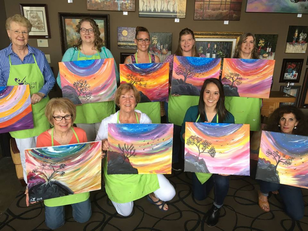 Paint Nites Thursdays & Saturdays