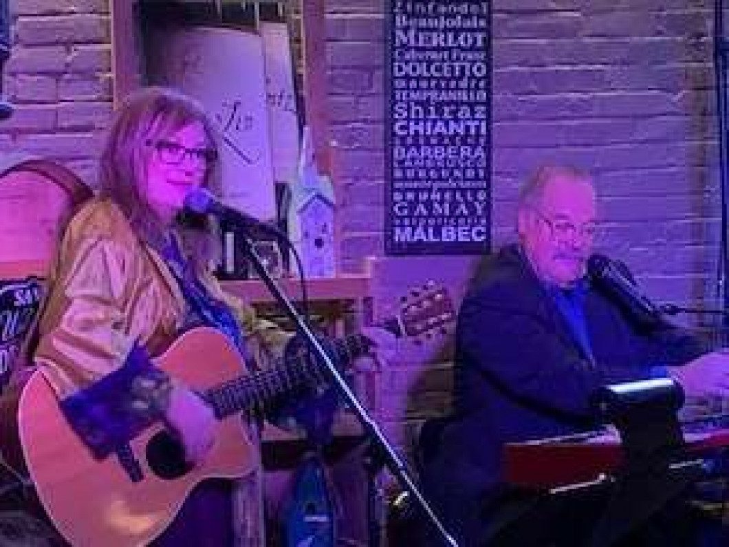 AntoLin Cellars Presents: Rondi Marsh and Bart Roderick