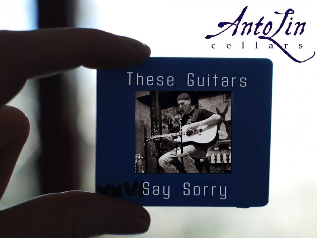 AntoLin Cellars Presents: These Guitars Say Sorry
